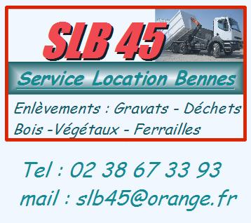 location bennes orleans loiret